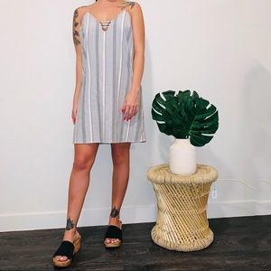 Haute Hippie Slip Dress